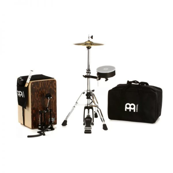 Meinl Percussion Cajon Drum Set with Cymbals and Hardware | feslon