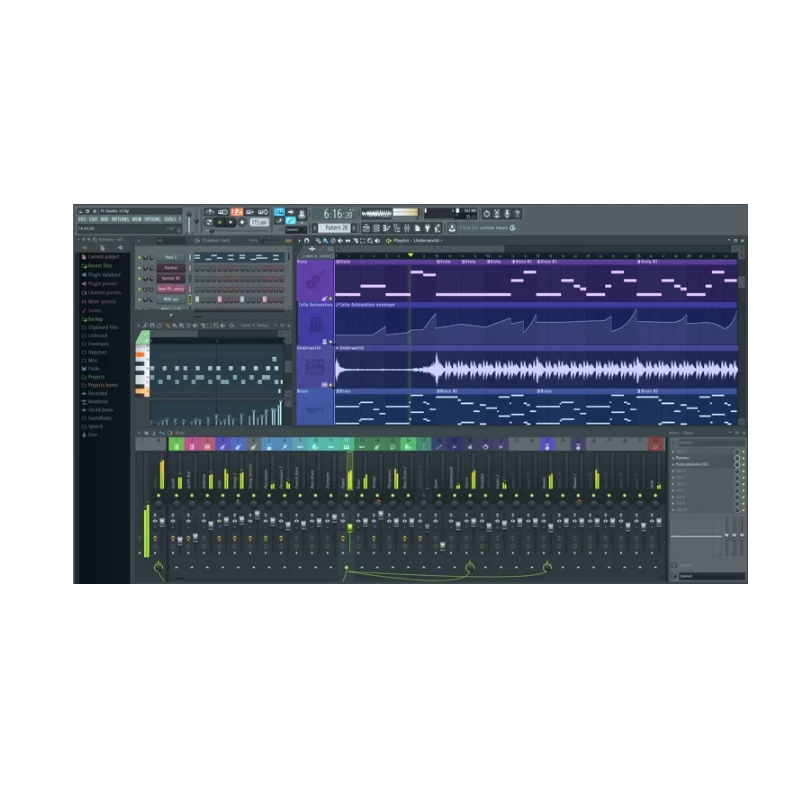 fl studio 12 producer edition download